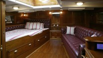 Luxury yacht Merrymaid - Cabin