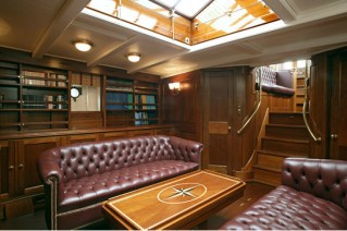 Luxury yacht Merrymaid - Interior