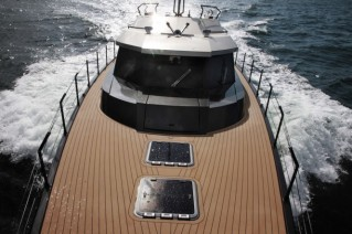 Luxury yacht NED 70 designed by Vripack