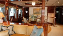 Luxury yacht Prestige Lady Interior