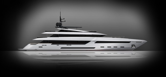Motor Yacht Project FR030