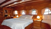 Luxury yacht Queen of Karia - Cabin
