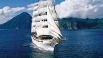 Luxury yacht SEA CLOUD - a classic beauty