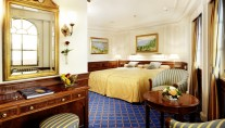 Luxury yacht SEA CLOUD - accommodation