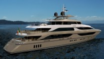 Luxury yacht STEEL60