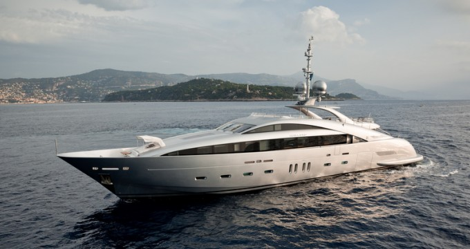 Motor Yacht SILVER WIND (hull 140.1)