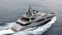 Luxury yacht Streamline by Mondomarine