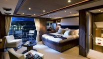 Luxury yacht TANVAS  - Owner Stateroom