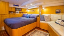 Luxury yacht Too Elusive after refit - Cabin