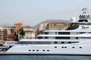 Luxury yacht Topaz by Lurssen and Tim Heywood