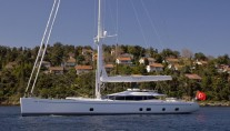Luxury yacht Twilight by Oyster Marine and Dubois