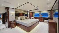 Luxury yacht VICA - Cabin - Photo by Thierry Ameller