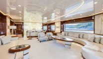 Luxury yacht Vellmari by Rossinavi - Salon - Copyright- Alberto Cocchi