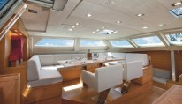 Luxury yacht Xnoi - Interior