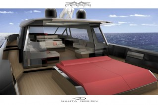 Luxury yacht-Blackmail -Exterior