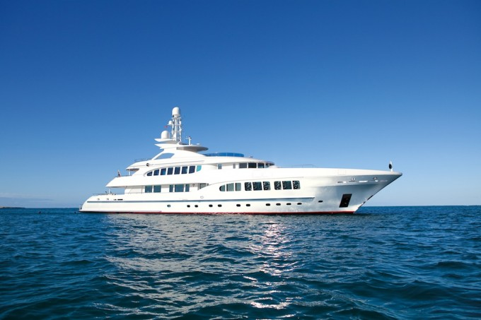 Motor Yacht My Secret (ex Project California, hull YN 16347)