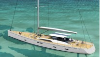 Luxury-sailing-yacht-Swan-105-at-anchor-Credit-Nautors-Swan-2012