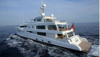 MADAME KATE by AMELS - aft view