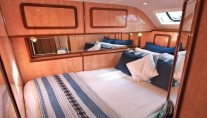 MAJESTIC SPIRIT - Guest cabin amidships