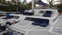 MAJESTIC SPIRIT - Spacious foredeck