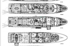 MARAYA - The Yacht Layout