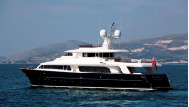 Motor yacht MARIA II of London