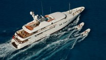 Luxury Yacht NITA K II (ex Marjorie Morningstar, Lady in Blue)