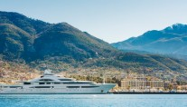 MARYAH superyacht - Photo by Porto Montenegro
