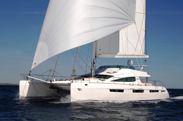 Yacht MATAU