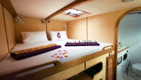 MAYA Forward kingsize cabin