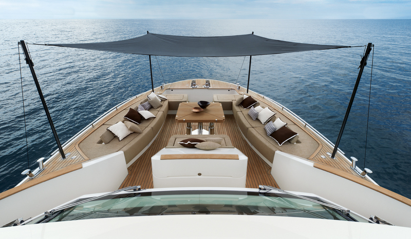 Yacht Never Say Never A Monte Carlo Yachts 86 Superyacht