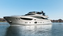 MCY105 Motor Yacht G by Monte Carlo Yachts