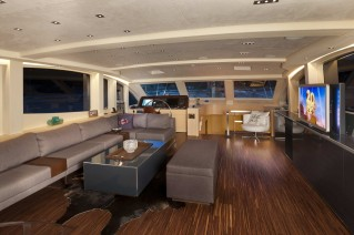 MERLIN Yacht - Interior