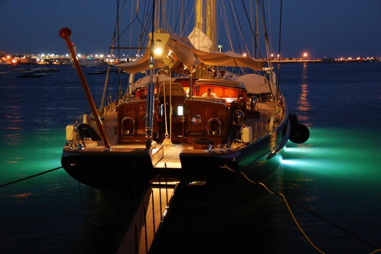 meteor yacht charter details  royal huisman
