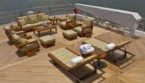 MI SUENO Deck lounges