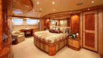 MISS ROSE - Main Deck Master Cabin