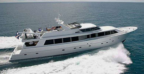 Motor yacht MIZ DORIS III (ex Five Star)