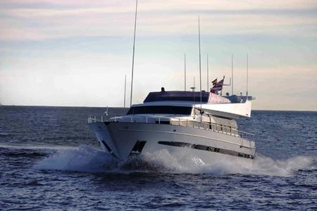 Motor Yacht MIZAR