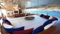 MONTIGNE -  Aft Deck Seating