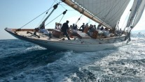 MOONBEAM IV -  At the Voiles de Saint Tropez 2007