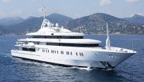 Luxury Yacht Moonlight II (ex ALYSIA)