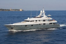 Luxury Yacht 'Mosaique'