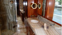 MUSTANG SALLY -  Master Bathroom