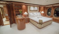 MY ALLEGRIA - Master stateroom main deck forward