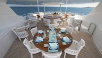 MY ALLEGRIA - Sundeck alfresco dining