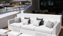 MY BEACHOUSE - Aft deck sofa