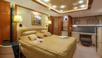 MY CAPRICE - Master cabin