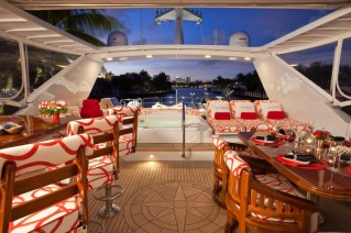 MY CARTE BLANCHE - Sundeck dining