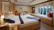 MY CRYSTAL PARROT - Master stateroom