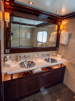Bathroom Image Gallery Luxury Yacht Gallery Browser